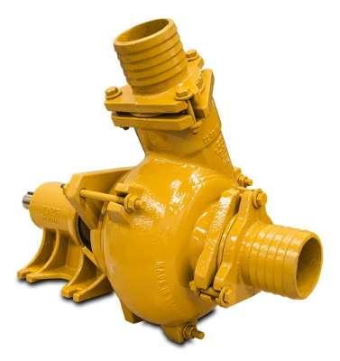"Dredging Pump 4"" Screwed Nozzle"