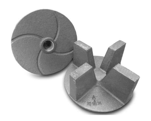 Cast Steel Impellers