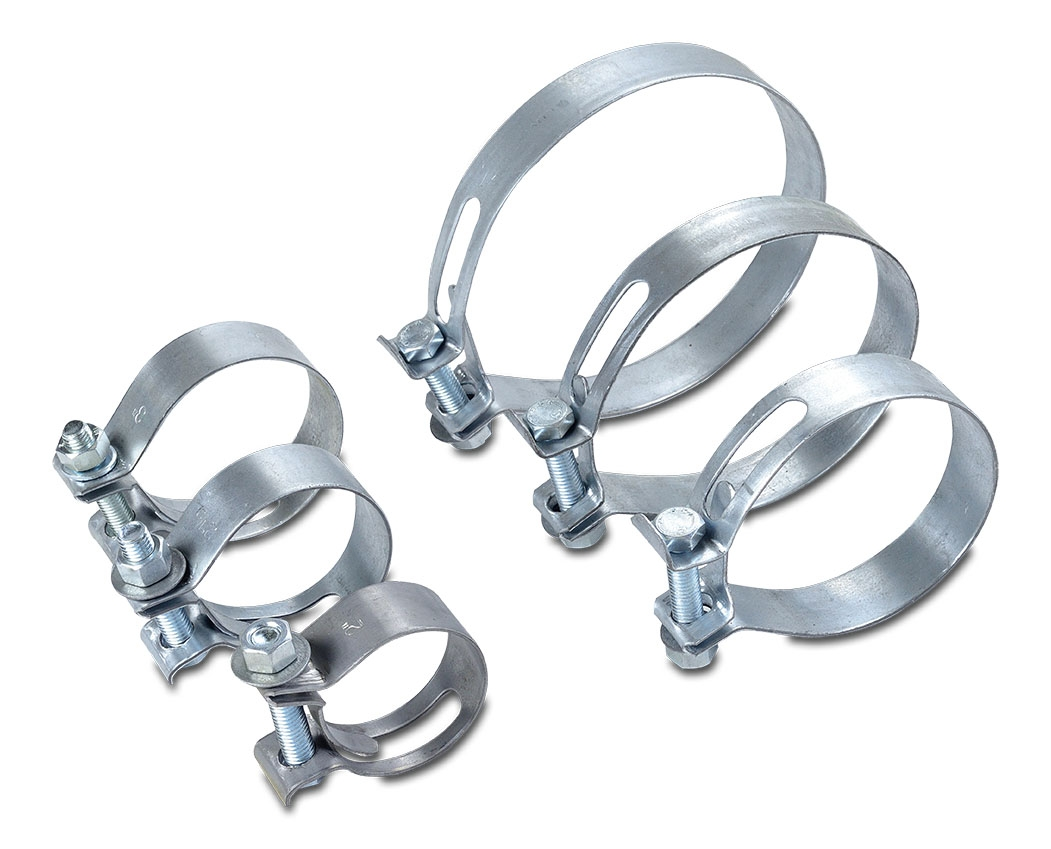 Brazmix Clamps